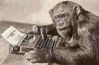 monkey_and_typewriter